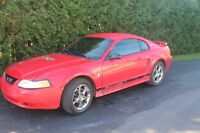 2002 Ford Mustang Coupe (2 door)  full load v6