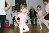 SUMMER Dancin' Tots - 8 Week Program