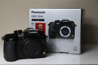 Panasonic GH3 Lumix DSLR Digital Camera