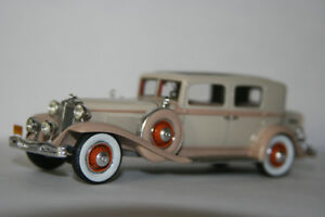 GLM 1931 Chrysler Diecast Die cast Model car 1/43 Scale.
