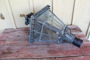 Vintage Large Carriage Light Style Post Light