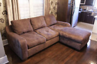 Versatile couch like new!