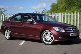Mercedes-Benz C Class C220 Cdi Sport DIESEL MANUAL 2008/08