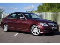 Mercedes-Benz C Class C220 2.2Cdi Sport DIESEL MANUAL 2008/08