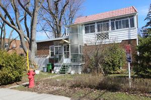 Montréal Maison à louer, 5 chambres + garage, Rosemont