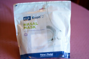 Brand New (Sealed) CPAP Mask Fisher & Paykel Eson 2 Medium Size