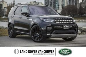2018 Land Rover Discovery Diesel Td6 HSE *Certified Pre-Owned 6yr/160,000km