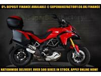 2010 10 DUCATI MULTISTRADA 1200 S TOURIN 1200CC 0% DEPOSIT FINANCE AVAILABLE