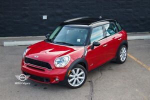 2014 MINI COOPER S Countryman