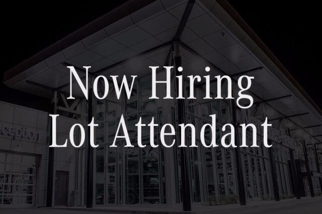 Lot Attendant - Mercedes-Benz