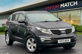 image for 2013 Kia Sportage 2 SUV Petrol Manual