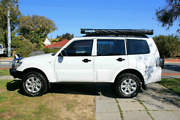 2011 NT Pajero Greenwood Joondalup Area Preview