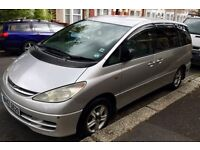 Toyota Estima L 7 Seaters LPG Converted £3495 OVNO low mileage Excellent for its age