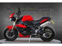 2011 11 TRIUMPH SPEED TRIPLE 1050