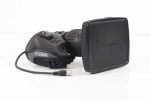 "CANON HJ11ex4.7B IRSE 2/3"" Mount HD Broadcast Lens"