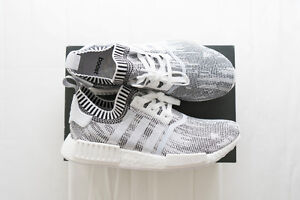 "Adidas NMD_R1 PK ""Oreo"" - Size 9.5 