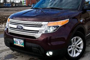 2011 Ford Explorer SUV, LEATHER SEATS/NAV