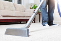 Carpet steaming and janitorial BBH