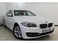 2014 63 BMW 5 SERIES 2.0 520D SE 4DR AUTOMATIC 181 BHP DIESEL