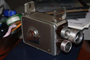 Kodak 8mm Brownie Movie Camera 1950's