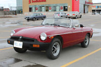 1979 MGB Convertable-MUST GO...Reduced Price !!!