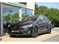 2018 Tesla Model X 100D Dual Motor Auto 4WDE 5dr SUV Electric Automatic