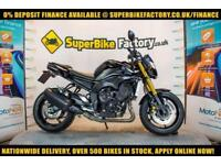 2012 12 YAMAHA FZ8 779CC 0% DEPOSIT FINANCE AVAILABLE