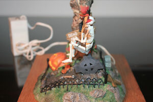 Department 56 – Village d'Halloween - Swinging Skeleton West Island Greater Montréal image 4