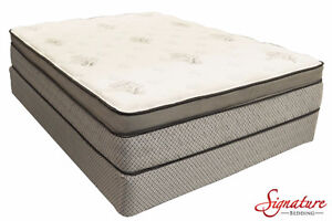 Brand NEW Oxford Pillowtop Queen Mattress Se! Call 780-437-0808!