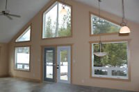 New Home for sale on Golf Course Location In Spawood BC