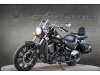 2011 11 KAWASAKI VN900 CBF CUSTOM 900CC