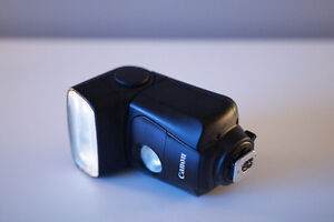 Canon 320 EX Flash For Sale!