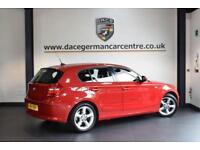 2011 11 BMW 1 SERIES 2.0 118D SPORT 5DR AUTO 141 BHP DIESEL