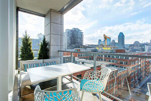 Beautifull penthouse with City view!
