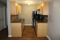 Showings today July 4 for 2 bed condo in west end near Henday.