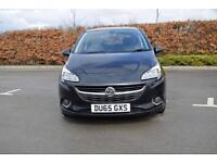 2015 VAUXHALL CORSA Vauxhall Corsa 1.0T [115] ecoFLEX SRi VX Line 3dr