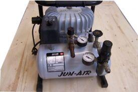 WANTED Jun air 6-4 air compressor.