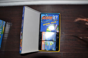 "Nearly New MOVIE TRIVIA DVD format game ""Scene It""+ booster pack Oakville / Halton Region Toronto (GTA) image 4"