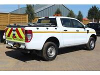 2015 FORD RANGER XL 4X4 DOUBLE CAB TDCI 150 PICK UP DIESEL