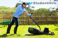 Lawn Care by StudentHire - As seen on CTV & CBC!