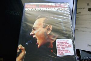 NEIL DIAMOND - HOT AUGUST NIGHT/NYC DVD