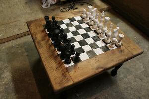 Chess Board / Coffee Table