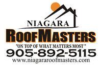 Roofing, Roof Repair, NIAGARA ROOFMASTERS INC.