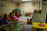 Barrhaven child care (ECE)