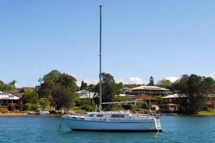 Yacht Roberts 25