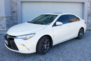 --- 2016 Toyota Camry XSE - LOW MILAGE ---