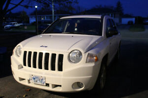 2010 Jeep Compass SUV, Crossover, 4x4