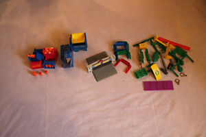 Large Collection of Rokenbok Building Pieces and Vehicles Oakville / Halton Region Toronto (GTA) image 6