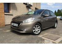 2015 PEUGEOT 208 1.4 HDi 68 Active