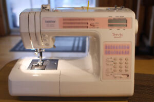 HIGH END SPECIAL SEWING MACHINE FROM JAPAN – BROTHER - COMPUTERI